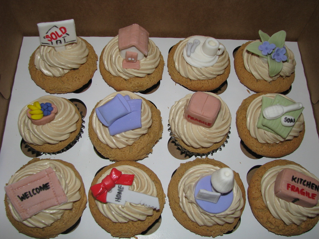 Beautiful Welcome Home Cupcakes Design Ideas Ideas - Interior ...